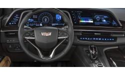 Cadillac Escalade отримає величезні OLED-екрани